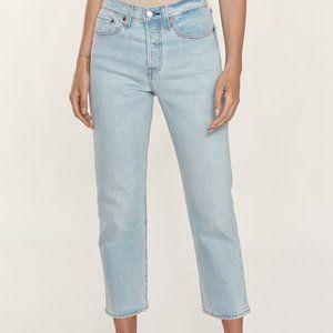 Levi's 501 Wedgie Fit Jeans